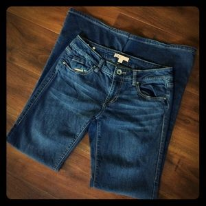 CAbi Jeans Style 749R Size 4 GUC Classic Bootcut